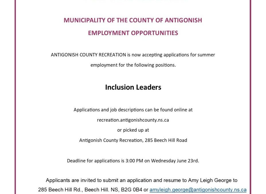 Inclusion Support Leader